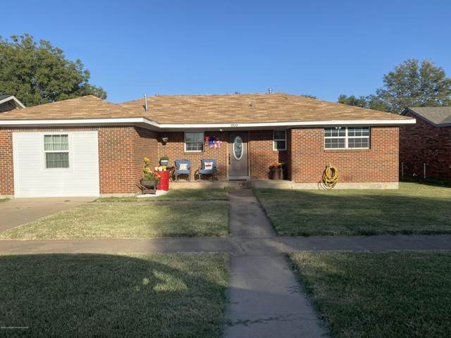 905 Williams Ave, Stinnett, TX 79083 (#20-6174) :: RE/MAX Town and Country