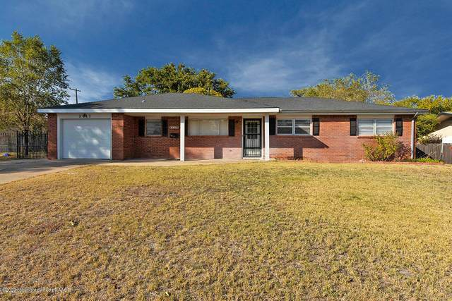 2617 12TH Ave, Canyon, TX 79015 (#20-6360) :: RE/MAX Town and Country