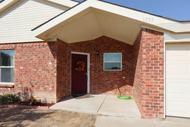 1531 12TH Ave, Amarillo, TX 79102 (#20-6375) :: RE/MAX Town and Country