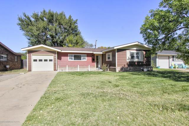 4818 57TH Ave, Amarillo, TX 79109 (#20-6462) :: RE/MAX Town and Country