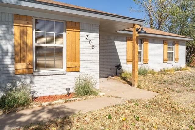 305 10TH Ave, Canyon, TX 79015 (#20-6482) :: Lyons Realty