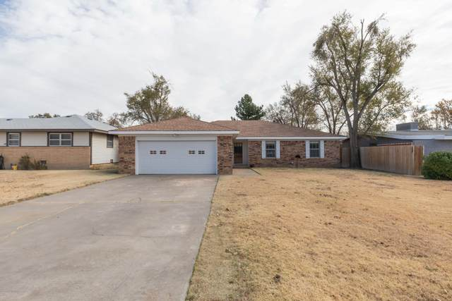 1409 Fordham, Perryton, TX 79070 (#20-6708) :: RE/MAX Town and Country