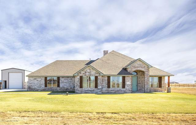 2471 Blue Mesa, Amarillo, TX 79124 (#20-6789) :: RE/MAX Town and Country