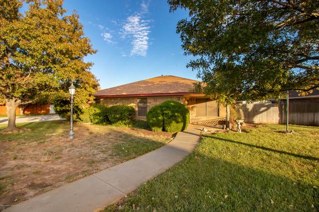 5901 Hardwick Dr, Amarillo, TX 79109 (#20-6877) :: RE/MAX Town and Country
