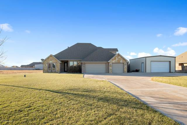 5600 Jake Spoon Trail Trl, Amarillo, TX 79118 (#20-7139) :: RE/MAX Town and Country