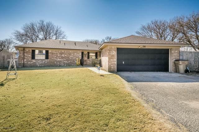 36 Hunsley Rd, Canyon, TX 79015 (#20-7160) :: Elite Real Estate Group