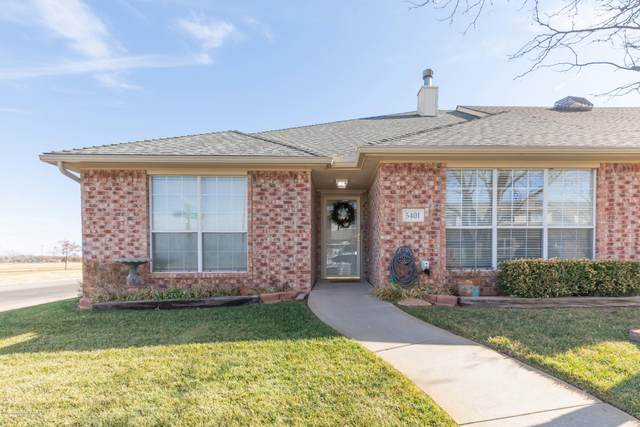 5401 Somerset Dr, Amarillo, TX 79109 (#20-7201) :: RE/MAX Town and Country