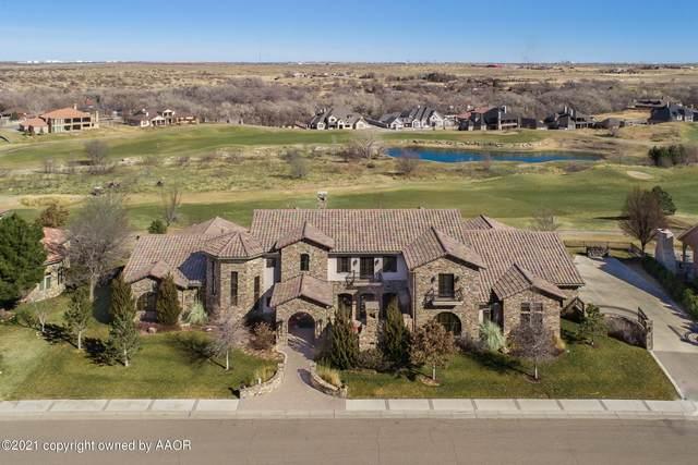 14 Carnoustie Ln, Amarillo, TX 79124 (#20-7662) :: Meraki Real Estate Group