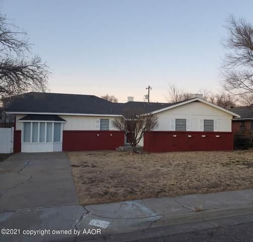 2608 Duncan Dr, Amarillo, TX 79109 (#20-7727) :: Elite Real Estate Group