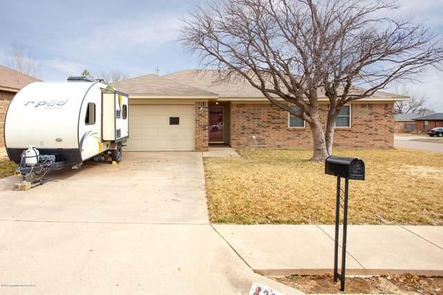 8213 Wrangler Trl, Amarillo, TX 79110 (#20-912) :: Keller Williams Realty