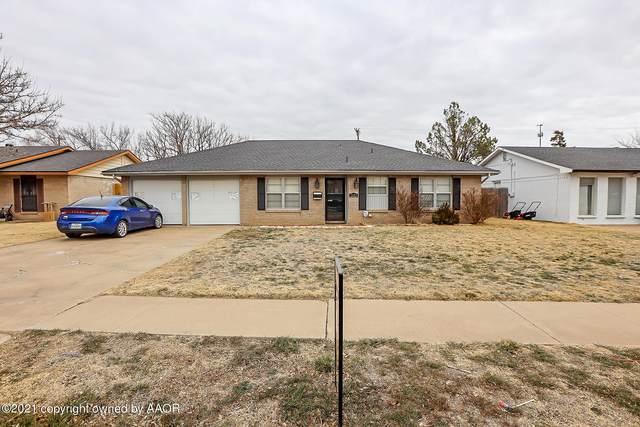5103 Oregon Trl, Amarillo, TX 79109 (#21-1091) :: Elite Real Estate Group