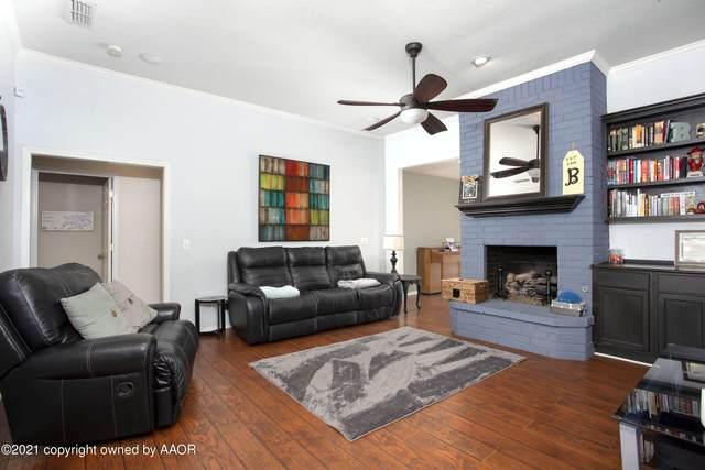 6705 Precision Pl, Amarillo, TX 79119 (#21-1100) :: Elite Real Estate Group