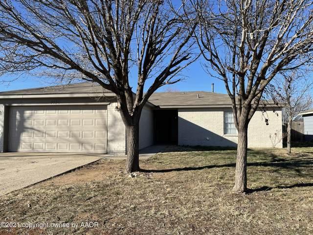 1016 Sirroco, Pampa, TX 79065 (#21-1120) :: Lyons Realty