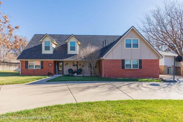 72 Hunsley Hills Blvd, Canyon, TX 79015 (#21-1198) :: Lyons Realty