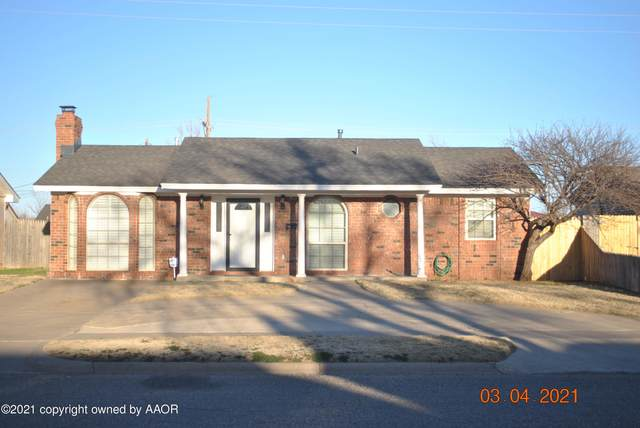 2813 Nelson St, Amarillo, TX 79118 (#21-1211) :: RE/MAX Town and Country