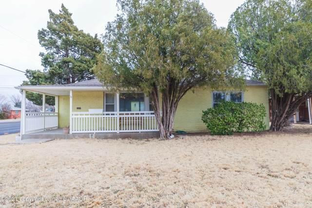 1001 Austin St, Amarillo, TX 79102 (#21-1231) :: RE/MAX Town and Country