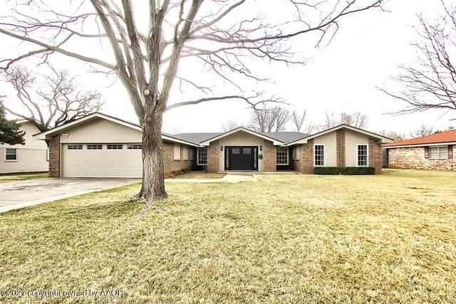 3413 Rutson, Amarillo, TX 79109 (#21-1331) :: Elite Real Estate Group