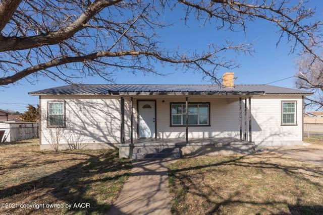 300 Mccormick Ave, Stinnett, TX 79083 (#21-1350) :: Elite Real Estate Group