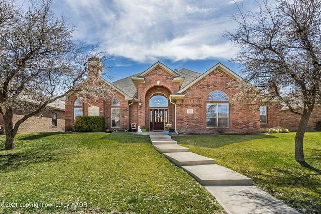 6911 Silverbell Ln, Amarillo, TX 79124 (#21-1366) :: Live Simply Real Estate Group