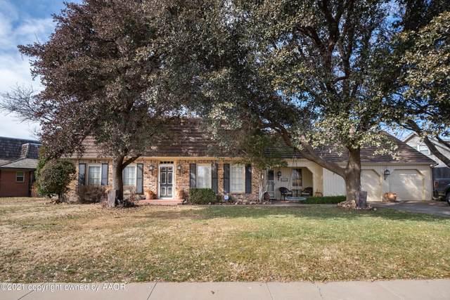 3540 Bremond Dr, Amarillo, TX 79109 (#21-1403) :: Elite Real Estate Group
