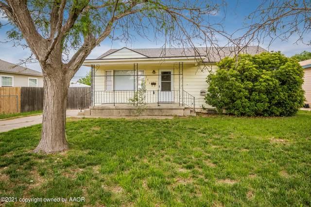 304 Palo Duro St, Amarillo, TX 79106 (#21-1501) :: Meraki Real Estate Group