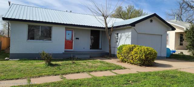 424 2nd St, Shamrock, TX 79079 (#21-1508) :: Elite Real Estate Group