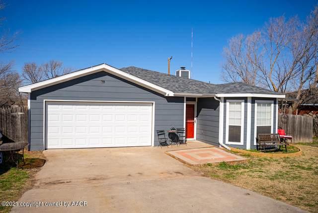 7617 Loma Vista Dr, Amarillo, TX 79108 (#21-1606) :: Elite Real Estate Group