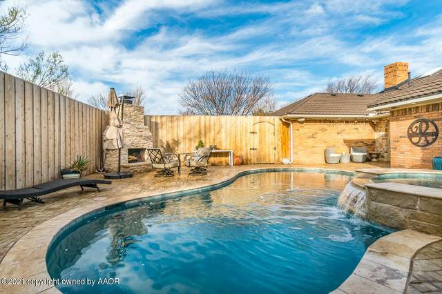 7511 Yorkshire Ct, Amarillo, TX 79121 (#21-1745) :: Live Simply Real Estate Group