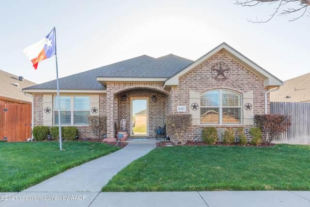6807 Nick St, Amarillo, TX 79119 (#21-1752) :: Elite Real Estate Group