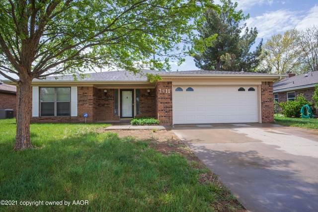 7411 Holyoke Trl, Amarillo, TX 79121 (#21-1823) :: Elite Real Estate Group