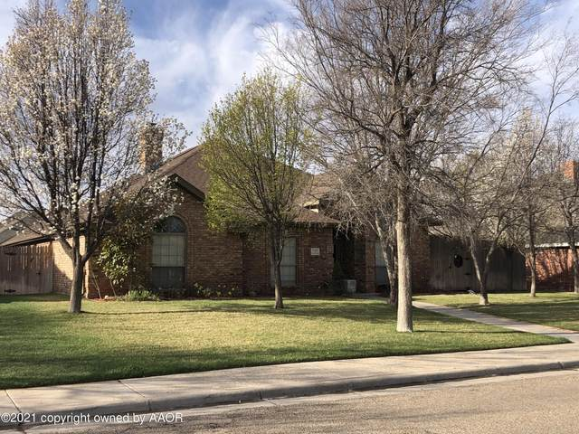 7407 Bayswater Rd, Amarillo, TX 79119 (#21-1837) :: Elite Real Estate Group