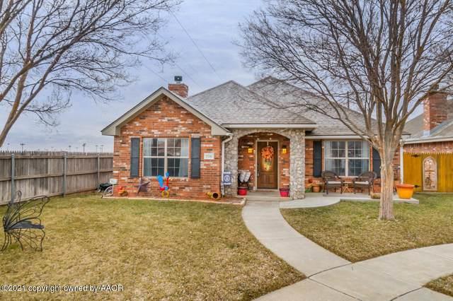 2116 41ST Ave, Amarillo, TX 79118 (#21-187) :: Lyons Realty