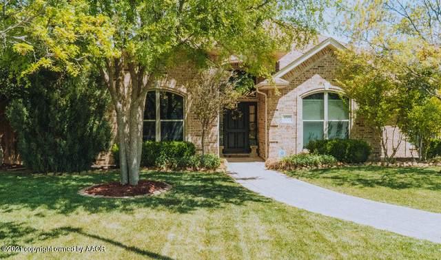 4501 Spartanburg Dr, Amarillo, TX 79119 (#21-1939) :: Elite Real Estate Group