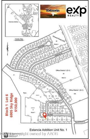 6905 Sky Ridge, Amarillo, TX 79124 (#21-1981) :: Meraki Real Estate Group