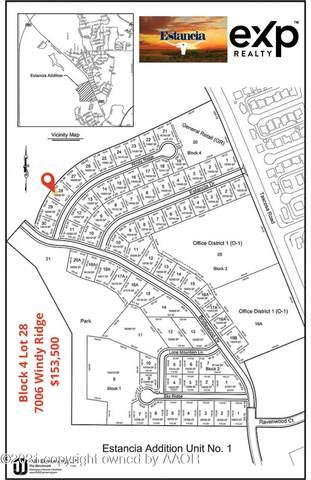 7006 Windy Ridge, Amarillo, TX 79124 (#21-1985) :: Meraki Real Estate Group