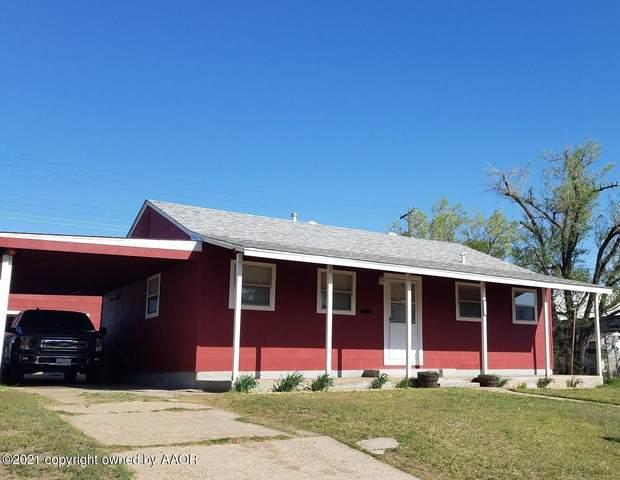 1404 Boyd St., Borger, TX 79007 (#21-2047) :: Elite Real Estate Group