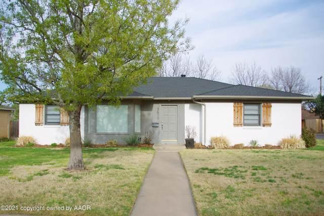 3517 Lamar St, Amarillo, TX 79109 (#21-2100) :: Elite Real Estate Group