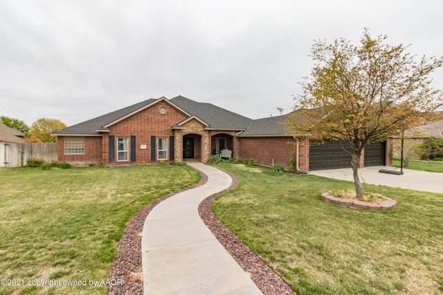 2702 Sweetgum Ln, Amarillo, TX 79124 (#21-2135) :: Elite Real Estate Group