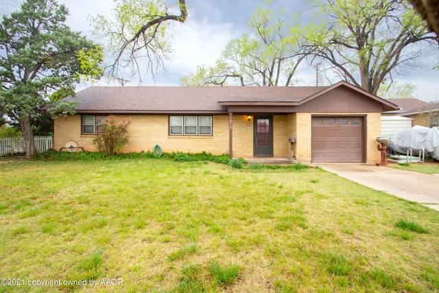 1810 Chama St, Amarillo, TX 79102 (#21-2163) :: Keller Williams Realty
