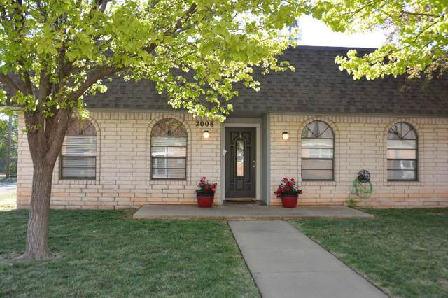 2008 Saint Paul St, Amarillo, TX 79106 (#21-2249) :: RE/MAX Town and Country