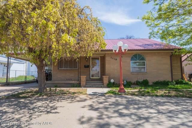 1110 Lindsey St., Borger, TX 79007 (#21-2254) :: Lyons Realty