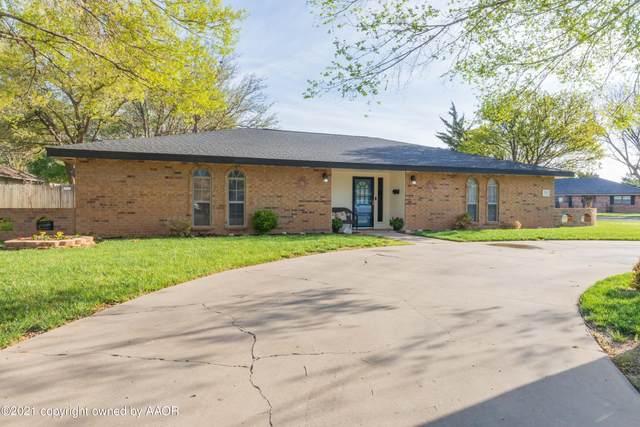 3917 Huntington Dr, Amarillo, TX 79109 (#21-2299) :: Elite Real Estate Group