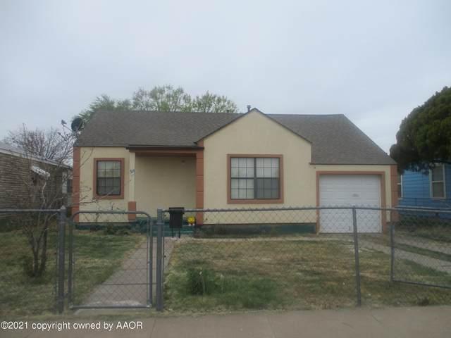 719 Grant St, Amarillo, TX 79107 (#21-2301) :: Elite Real Estate Group