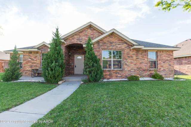 7905 Shreveport Dr, Amarillo, TX 79118 (#21-2439) :: Live Simply Real Estate Group
