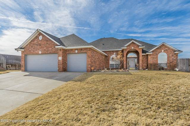 2103 Foothill Dr, Amarillo, TX 79124 (#21-244) :: Live Simply Real Estate Group