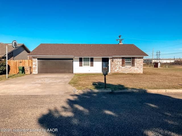 102 Wilshire St, Borger, TX 79007 (#21-2485) :: Elite Real Estate Group