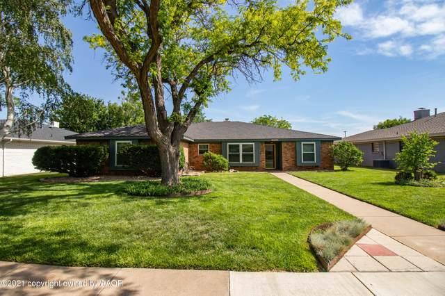 5803 Stone Dr, Amarillo, TX 79109 (#21-2552) :: Meraki Real Estate Group