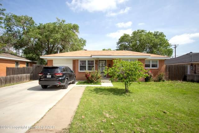 4202 Jennie Ave, Amarillo, TX 79106 (#21-2597) :: Meraki Real Estate Group