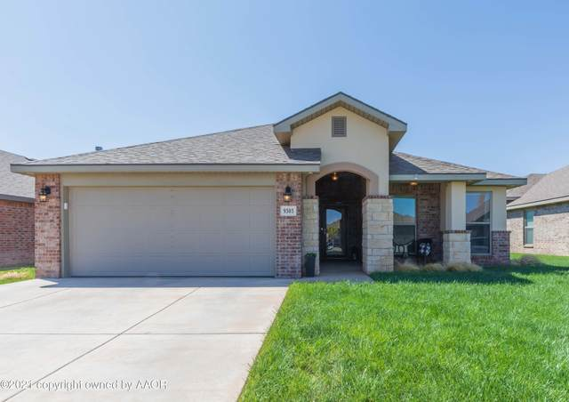 9303 Rockwood Dr, Amarillo, TX 79119 (#21-2651) :: Elite Real Estate Group