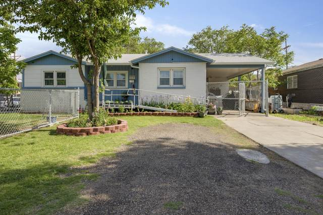 4201 Richard Ave, Amarillo, TX 79108 (#21-2697) :: Meraki Real Estate Group